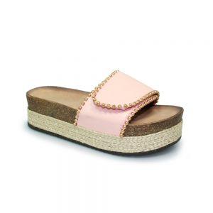Carrie Wedge Slip-On Sandal