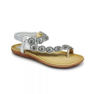 Charlotte Flower Sandals