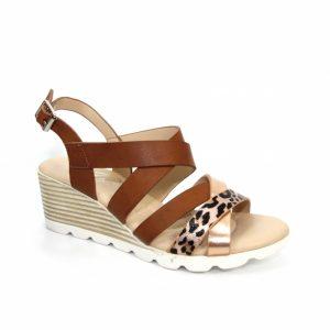 wedge sandal, festival shoes, lunar shoes