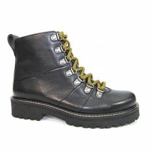 alvin lace up leather platform boot