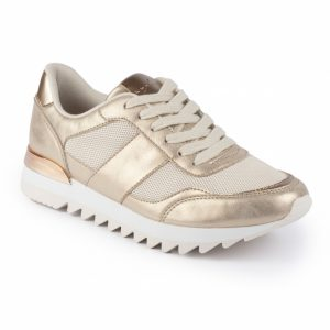 caitlyn rugged sole trainer