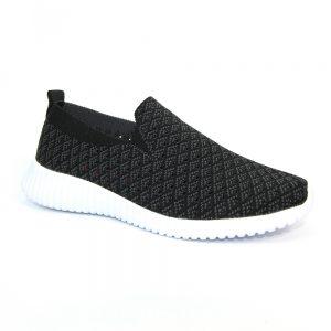 glee elasticated active shoe