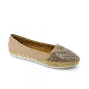 hudson diamante casual shoe
